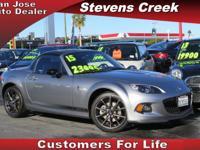 Options:  2015 Mazda Mx-5 Miata Miata|Silver|2L Inline