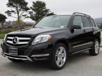 New Price! Certified. Black 2015 Mercedes-Benz GLK 350