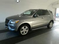 New Price! Palladium 2015 Mercedes-Benz M-Class ML 350