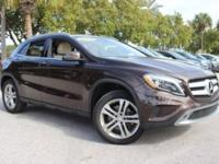 New Price! This 2015 Mercedes-Benz GLA GLA 250 in Brown