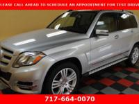 VERY CLEAN 2015 MERCEDES GLK 350 4MATIC AWD 3.5L V6