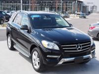 One Owner ML 350 AWD. This Mercedes-Benz includes