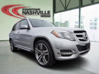 CERTIFIED BY CARFAX- NO ACCIDENTS AND ONE OWNER, GLK
