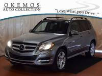 Mercedes-Benz Certified! 2015 GLK350 (AWD) with