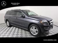 Certified 1 Owner clean CarFax 2015 Mercedes-Benz GL