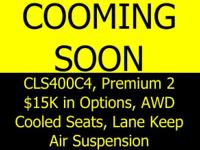 TEXT US REGARDING THIS 2015 Mercedes-Benz CLS400C4