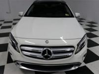 CARFAX One-Owner. White 2015 Mercedes-Benz GLA GLA 250