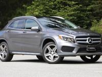 Grey 2015 Mercedes-Benz GLA GLA 250 4MATIC 4MATIC