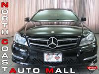 2015 Mercedes-Benz C350 Coupe 4Matic 4Matic -All wheel