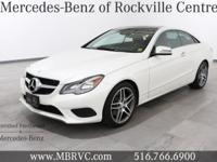 Only 22,937 Miles! This Mercedes-Benz E-Class has a
