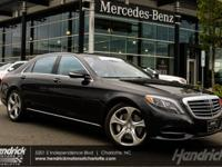 CARFAX 1-Owner, Mercedes-Benz Certified, Superb