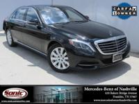 CARFAX ONE OWNER, MERCEDES-BENZ CERTIFIED PRE-OWNED: 12