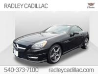 CARFAX One-Owner. Clean CARFAX. 2015 Mercedes-Benz SLK