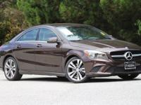 Cocoa 2015 Mercedes-Benz CLA 250 2.0L I4 Turbocharged