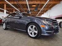 This 2015 Mercedes-Benz C-Class 2dr 2dr Coupe C 250 RWD