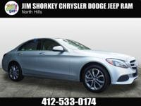 Recent Arrival!**A MUST SEE**2015 Mercedes-Benz C-Class