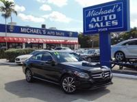 Options:  2015 Mercedes-Benz C-Class