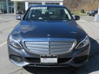 2015 Mercedes-Benz C300 Automatic 7-Speed   Barrels of
