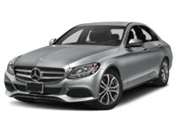 ** 2015 Mercedes-Benz C-Class in Black AURORA