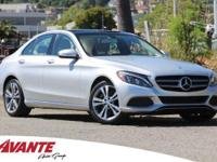 CARFAX One-Owner. 4MATIC®, 18 5-Spoke