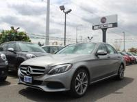 This gratifying 2015 Mercedes-Benz C300, with its