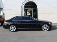 New Price! This 2015 Mercedes-Benz C300 4MATIC Is A