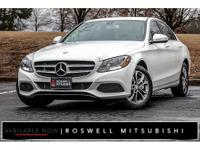1 owner, warranty balance, feature rich c300 4matic