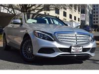 This Mercedes Benz C-Class C300 4MATIC is reliable and
