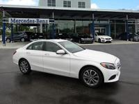 New Price! CARFAX One-Owner. Mercedes Benz Certified, 2