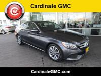 CARFAX One-Owner. Clean CARFAX. Gray 2015 Mercedes-Benz