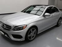 2015 Mercedes-Benz C-Class with Premium