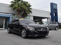 CARFAX 1-Owner, Mercedes-Benz Certified. Black exterior