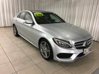 This 2015 Mercedes-Benz C-Class C 400 is proudly