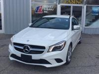 Outstanding design defines the 2015 Mercedes-Benz CLA!