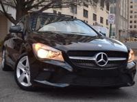 One look at this Mercedes-Benz CLA-Class and you will