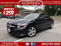 This Amazing Black (Night Black) 2015 Mercedes-Benz CLA