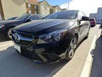 This 2015 Mercedes-Benz CLA-Class CLA 250 is proudly