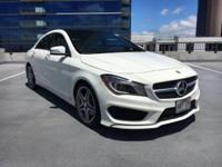 Check out this gently-used 2015 Mercedes-Benz CLA-Class
