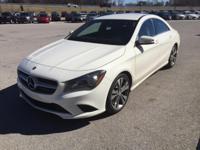Recent Arrival! 2015 Mercedes-Benz CLA CLA250 2.0L I4
