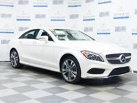 Check out this gently-used 2015 Mercedes-Benz CLS-Class