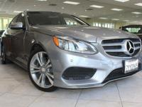 Options:  2015 Mercedes E 350 E 350 Luxury|Factory