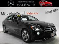 Clean CARFAX. Certified. Black 2015 Mercedes-Benz