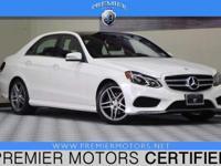 Options:  2015 Mercedes E350 White 3.5L V6 Automatic
