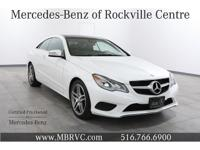Only 21,769 Miles! This Mercedes-Benz E-Class has a