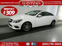 This Lovely White (Polar White) 2015 Mercedes-Benz E400
