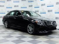 This 2015 Mercedes-Benz E-Class E400 is proudly offered