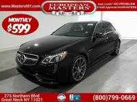This Incredible Black 2015 Mercedes-Benz E63P 4Matic