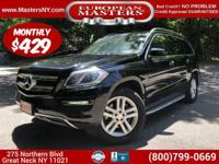 This Lovely Black 2015 Mercedes-Benz GL450 4Matic Sport