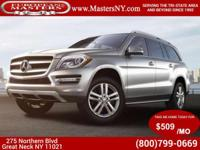 This Amazing Silver 2015 Mercedes-Benz GL450 4Matic