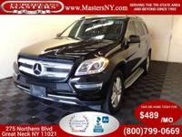 This Wonderful Black 2015 Mercedes-Benz GL450 4Matic